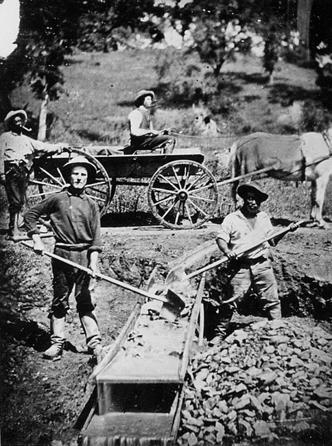a history of the california gold rush event of 1848 Learn about the history of the california gold rush and what actually  the gold rush of 1849 was sparked with the discovery of gold in early 1848 in california's.