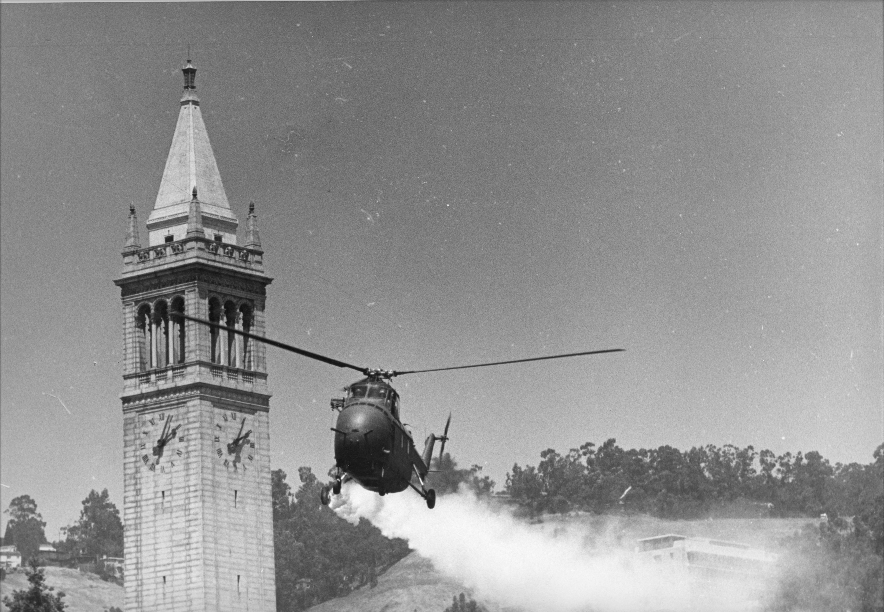 berkeley in the sixties The university of california at berkeley berkeley gave birth to the free speech movement in the 1960s now, conservatives are demanding it include them.